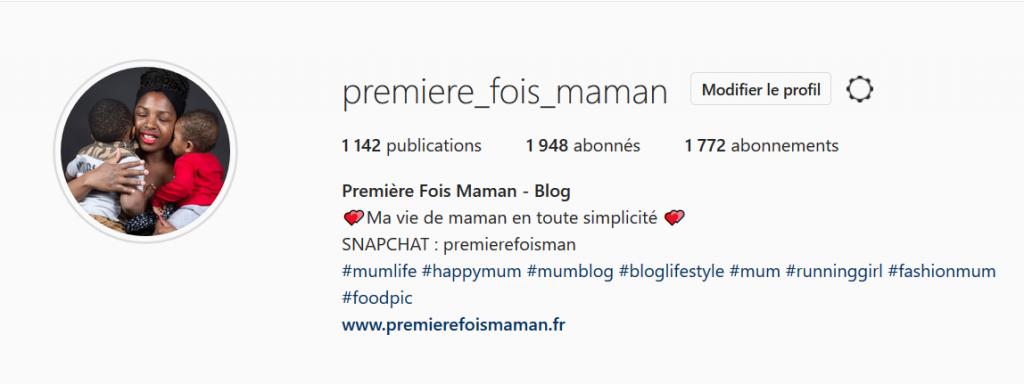 bébé régurgite - compte instagram