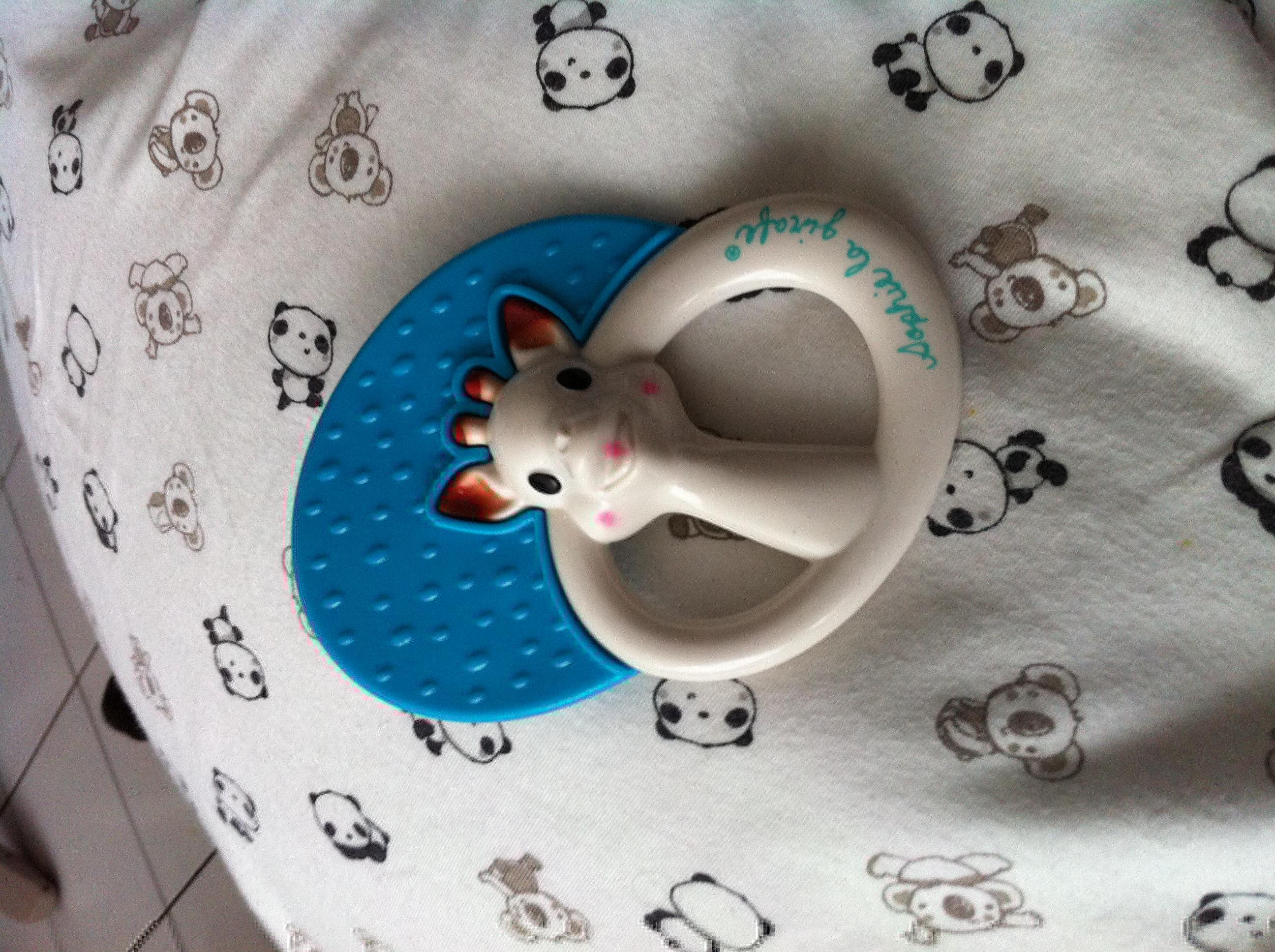 jouet dents de bébé