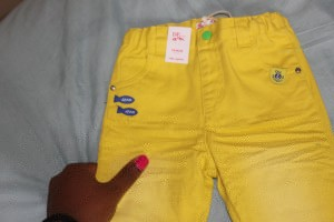 Pantalon DPAM