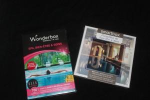 Wonderbox- smartbox - idées cadeaux pour maman