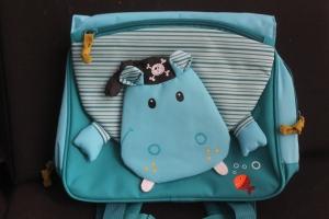 Cadeau anniversaire bébé  - 1 an -  Sac à dos Lilliputiens