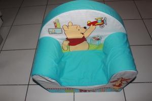 Cadeau anniversaire bébé  - 1 an - fauteuil Winnie