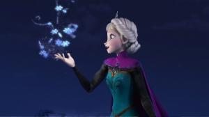 la reines des neiges - libérée, délivrée - ©Disney