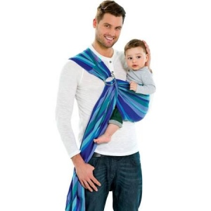 Portage physiologique - ring sling