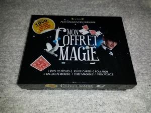 Tour de magie - Mon coffret Magie - Alex Magdivers