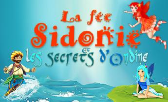 Spectacle pour enfant Sidonie