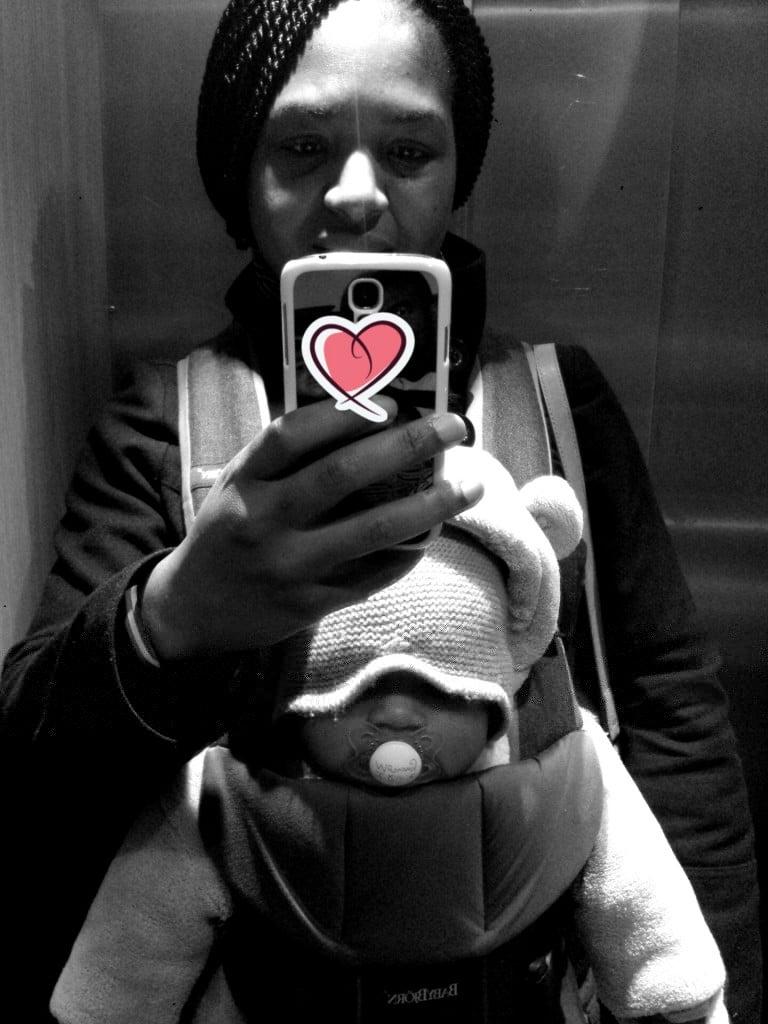 5 mois d'amour abec bebe