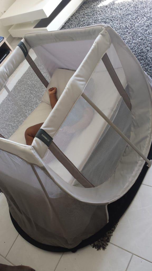 lit parapluie de AeroMoov
