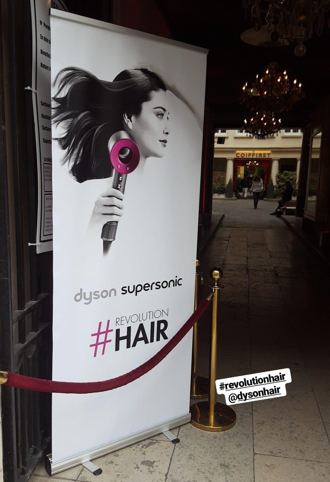 #RevolutionHair Dyson Supersonic
