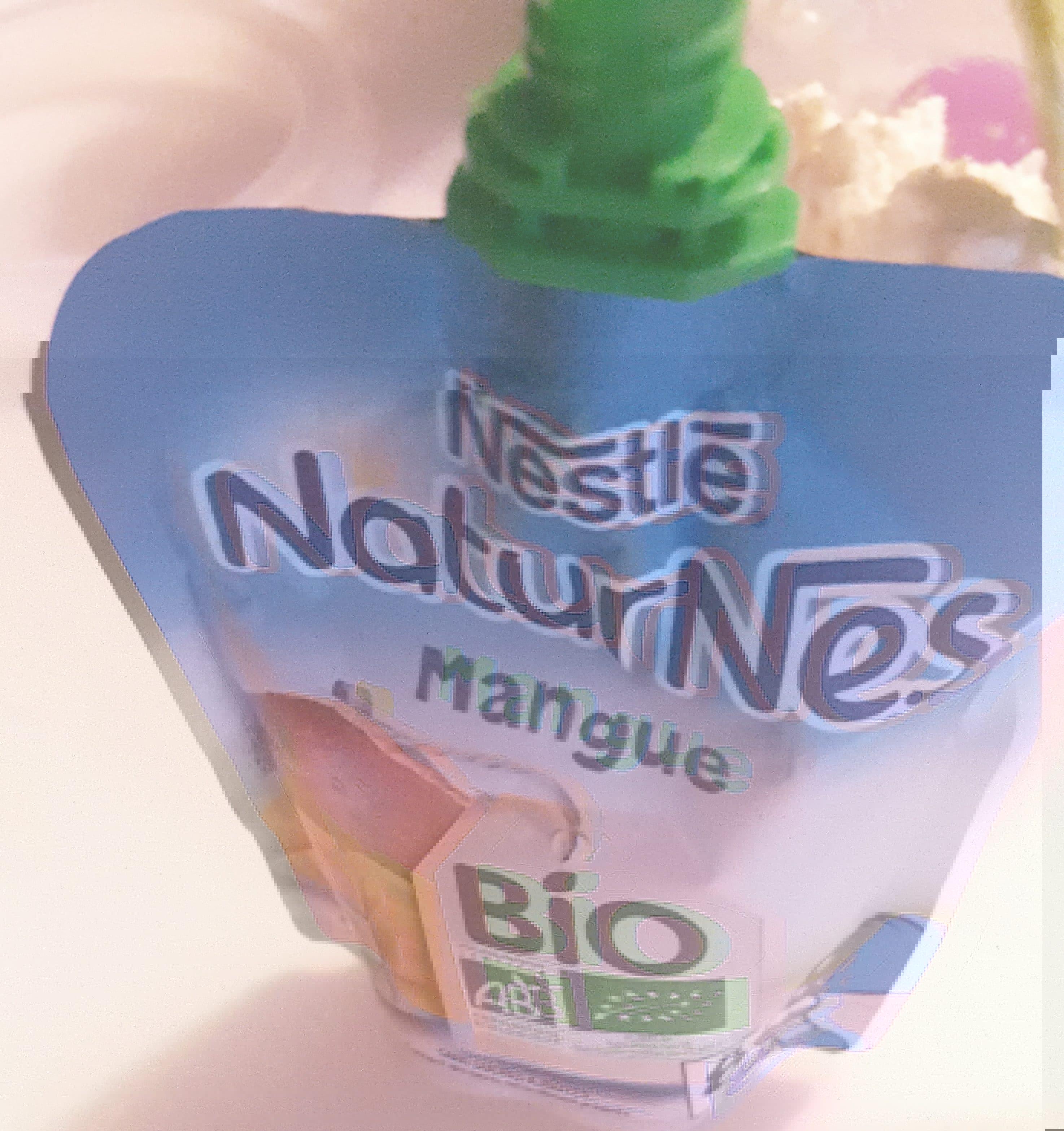La nouvelle gamme Nestlé Bio