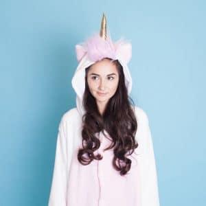 combinaison pyjama licorne - idées cadeaux pour noël