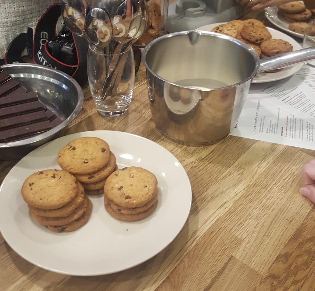 bande de parents - recette tartelette au chocolat sans cuisson