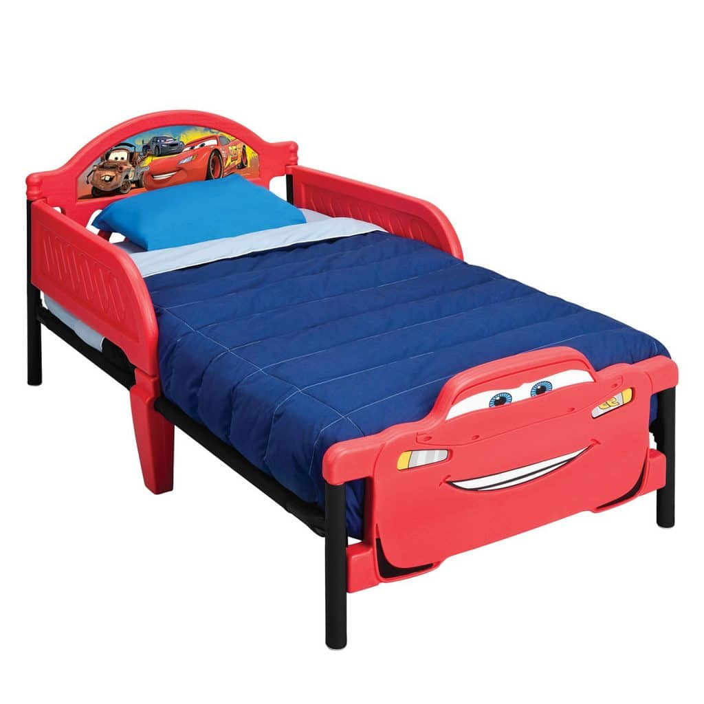 nouvelle deco - chambre enfant - lit Junior Cars - copyright home24.fr