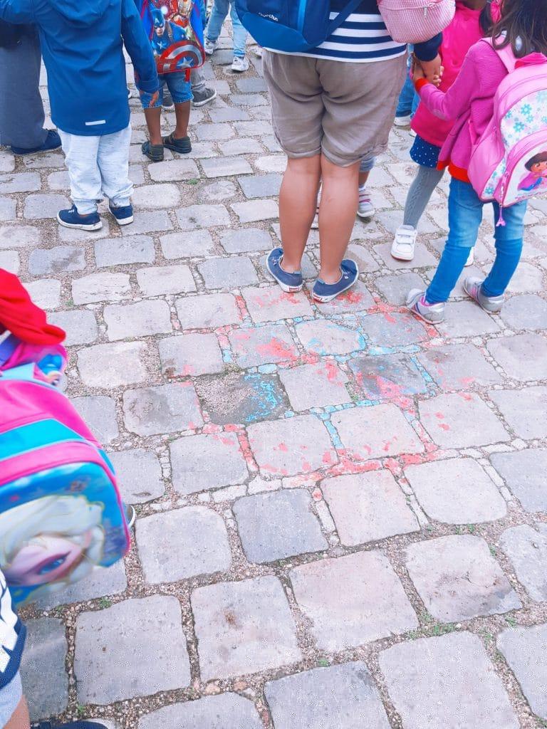 parc de sceaux - sortie scolaire