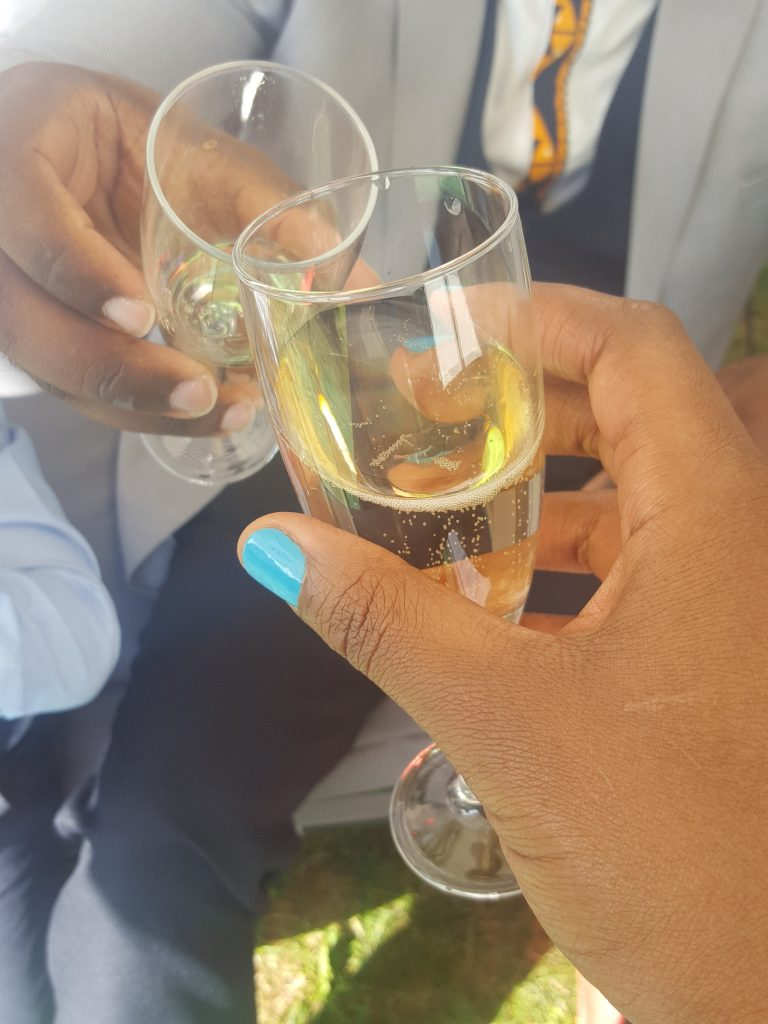 wedding day - mariage de rêve - champagne