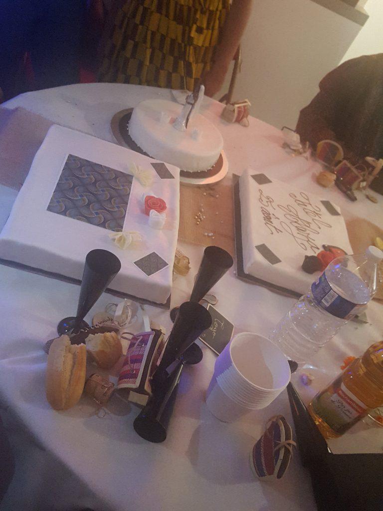 wedding day - mariage de rêve - wedding cake