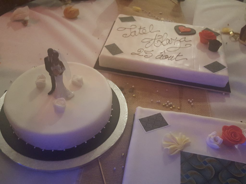 wedding day - mariage de rêve - wedding cake