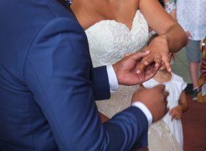 wedding day - mariage de rêve - les mariés - premiere danse