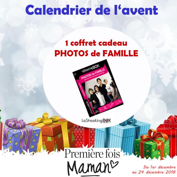 Calendrier de l'avent 2018 - Blog Premiere Fois Maman