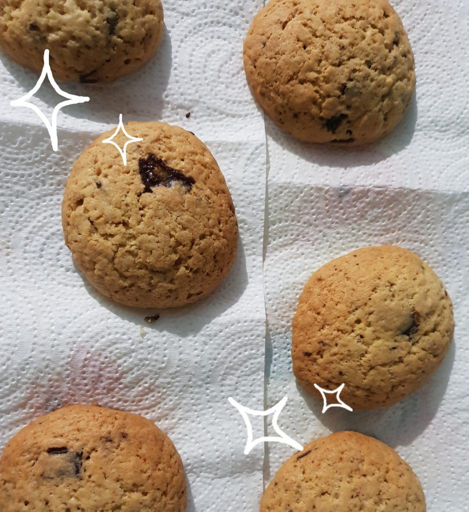 ma recette de cookies aux chocolats inratable