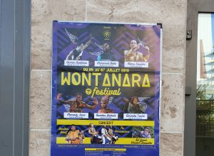 spectacle de danse africaine - wontanara