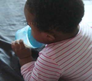 tasse apprentissage box bébé