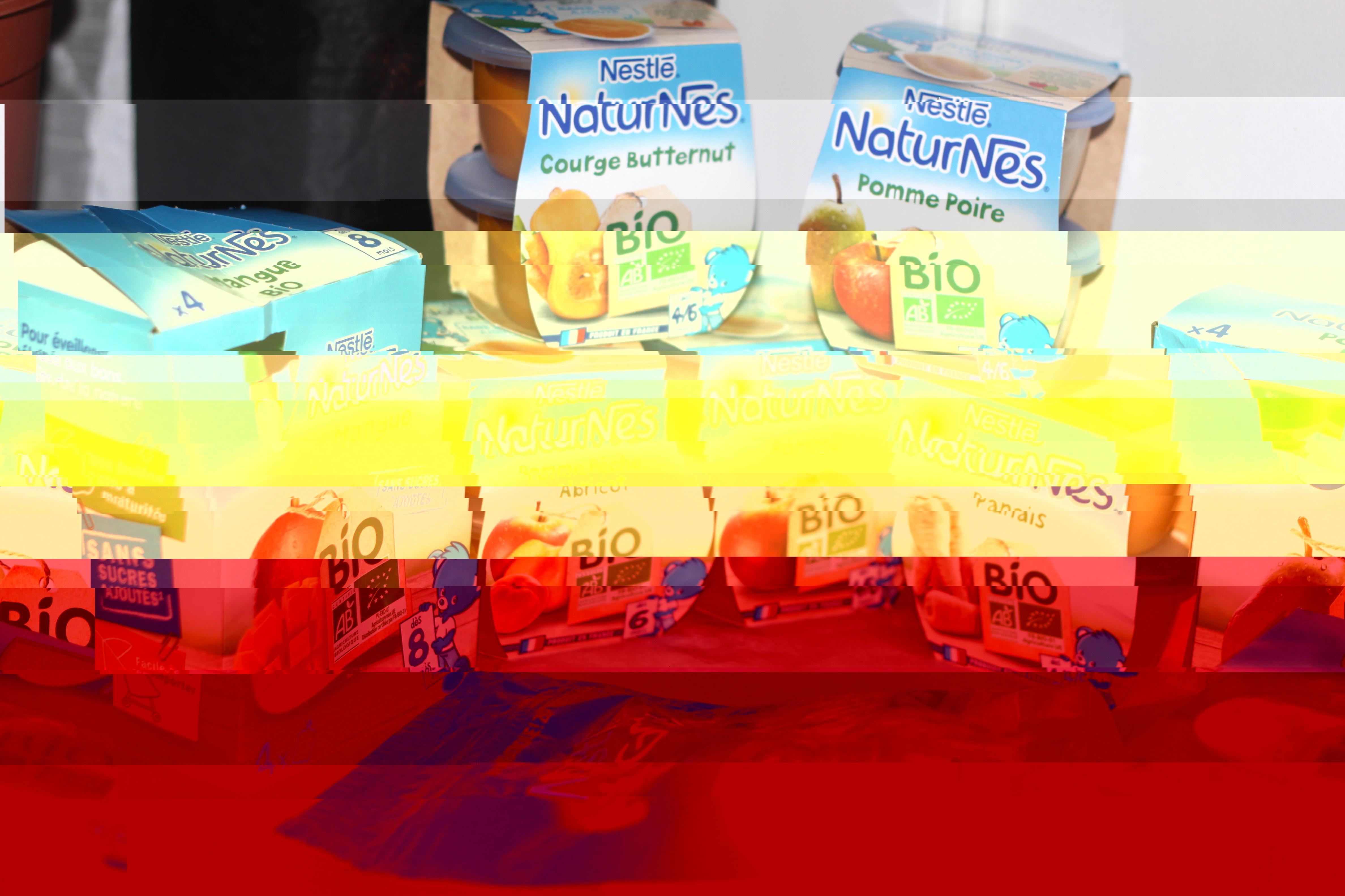 La nouvelle gamme Nestle Bio