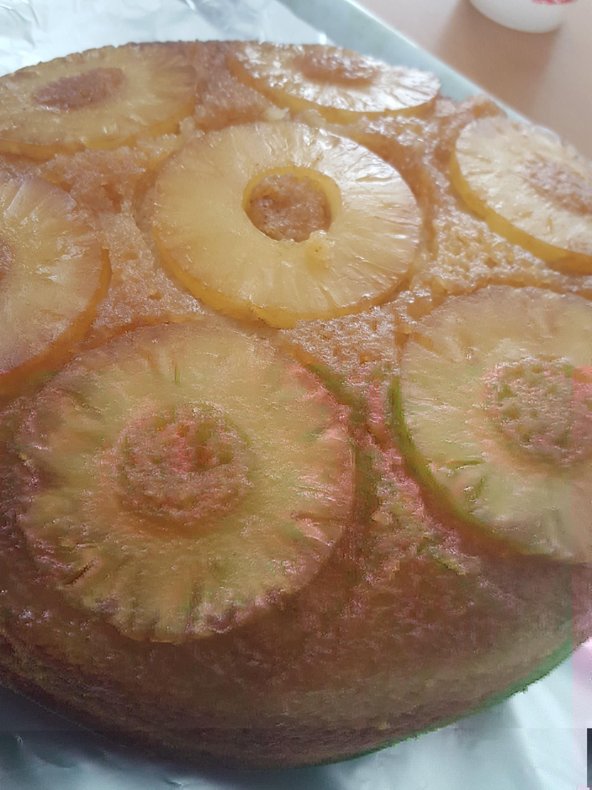 recette gateau ananas fait maison
