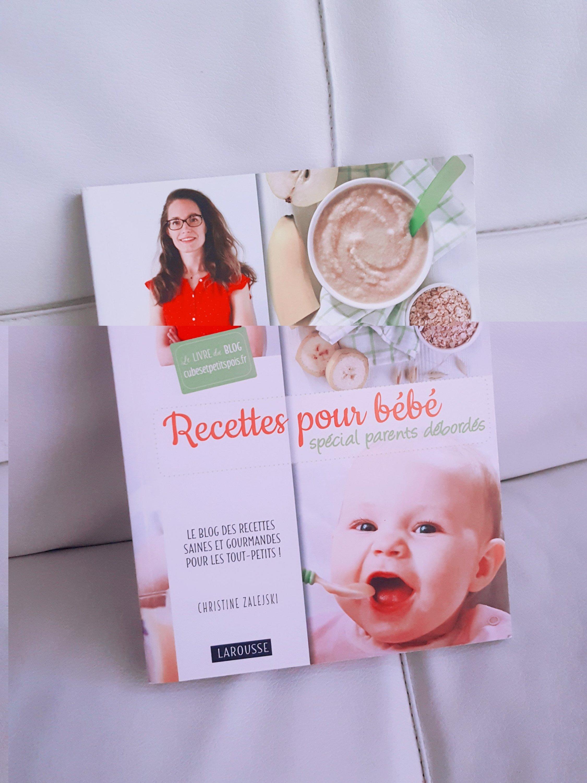 recettes pour bebe special parents débordes