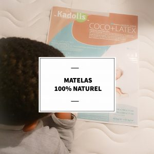 matelas pour enfant coco latex