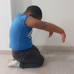 méditation avec les enfants