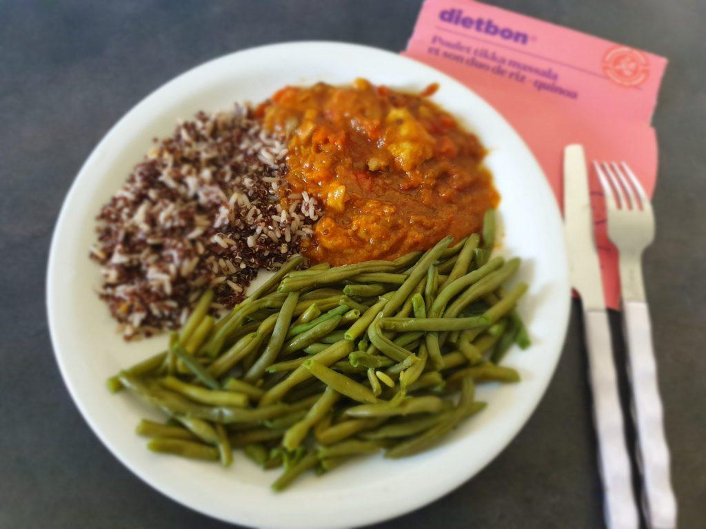 repas minceur Dietbon