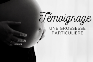 TEMOIGNAGE dermatose gravidique